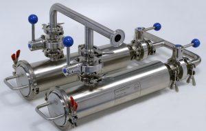 Duplex Filter System