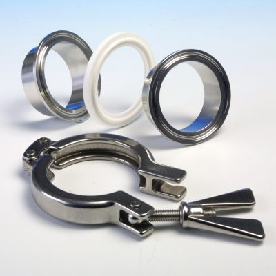 Axium Process stocks a wide range of seal materials which are available from FDA & USP Class V1 approved polymers