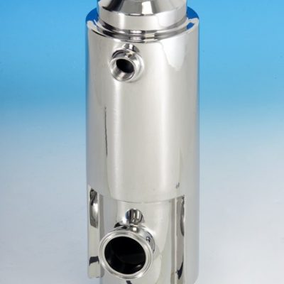 Stainless Steel Jacketed Filter