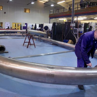 Stainless Steel Drying Ring