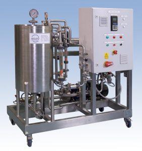 Axium Process - Membrane Filtration Pilot Plants