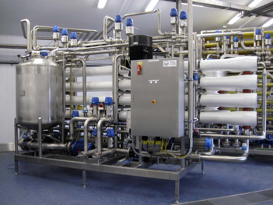 Effluent Treatment Plant For R&R Ice Cream