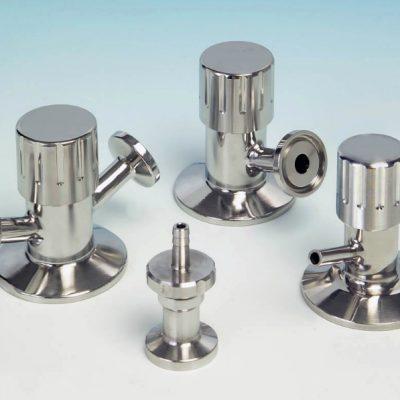 Stainless Steel Sample Valves