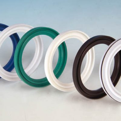 Nitrile/Buns, EPDM, Silicone, Viton®, PTFE Encapsulated, PTFE