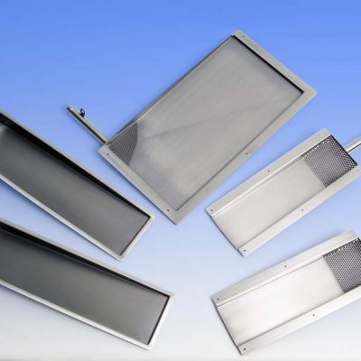 Stainless Steel Trays For Aerospace Industry