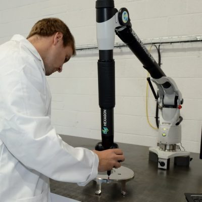 Digital Inspection Arm