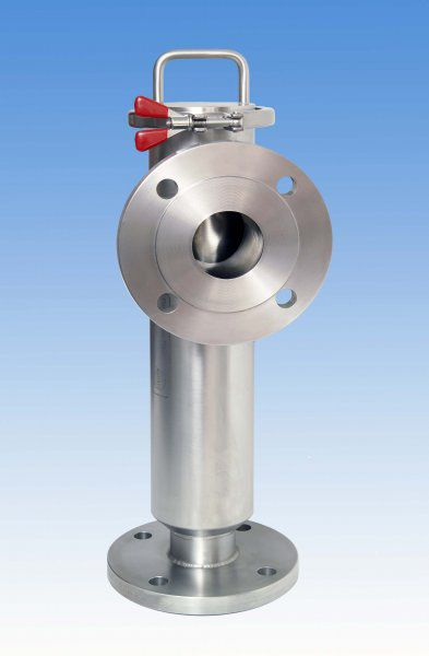 Custom made stainless steel filters axium process ltd