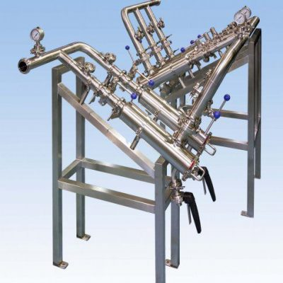 Duplex and Triplex Filter System For Sunvalley