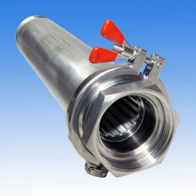 Stainless Steel Wedge Wire In-line Filter