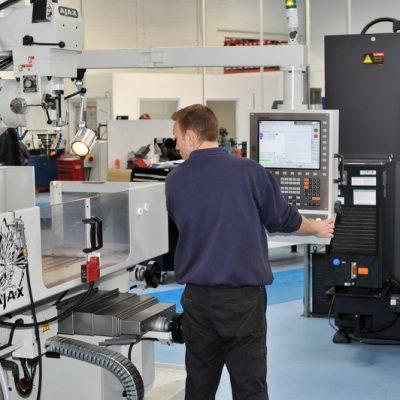 CNC Machining and Fabricating