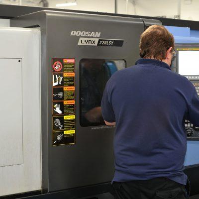 Machine Shop CNC Machine