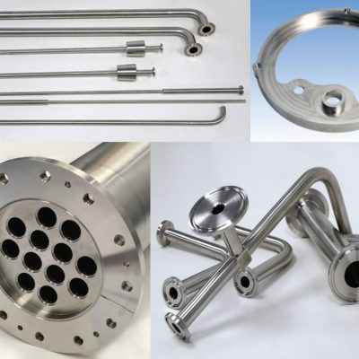 Pharmaceutical Machined and Fabricated Components