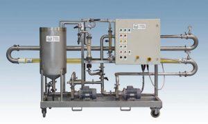 100L Ultrafiltration Pilot Plant