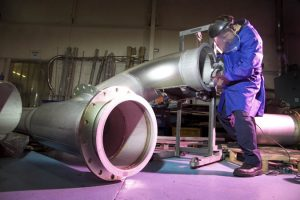 Large Scale Tube Fabrication