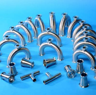 180 Degree Stainless Steel Bends