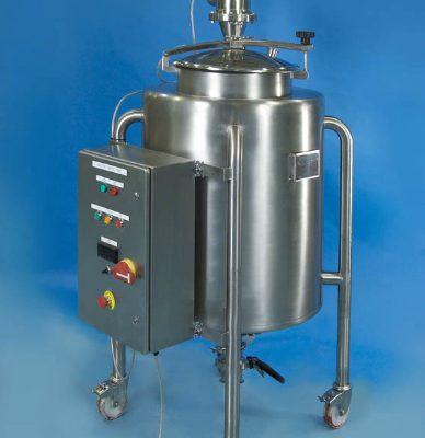 250 Litre Hygienic Mixing Tank