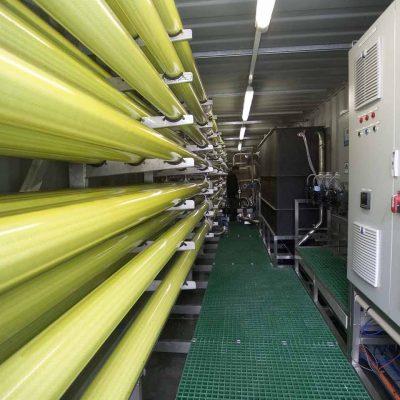 Axium Process Mobile Landfill Leachate Plants