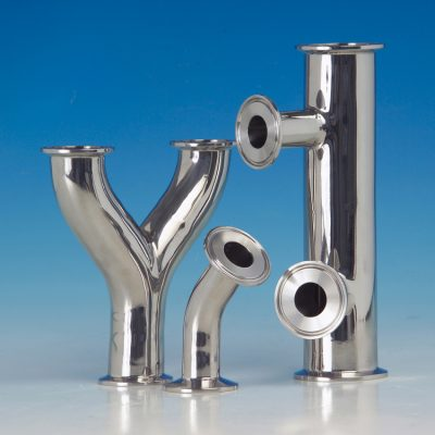 Stainless Steel Clamp Fittings