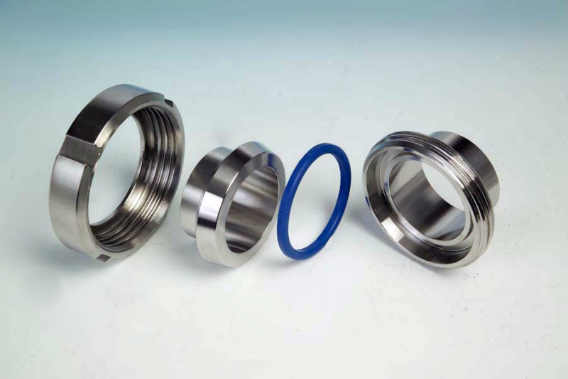 Stainless Din Fittings And Din Unions Axium Process