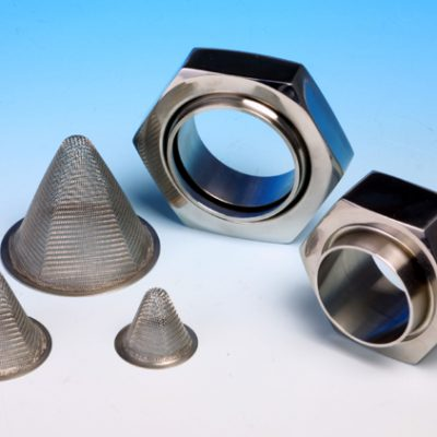Stainless Steel Mesh Gaskets