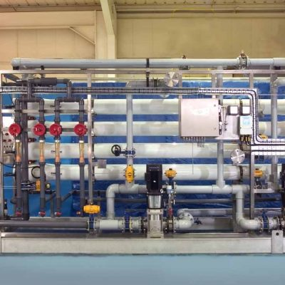 Membrane Filtration For Water Treatment