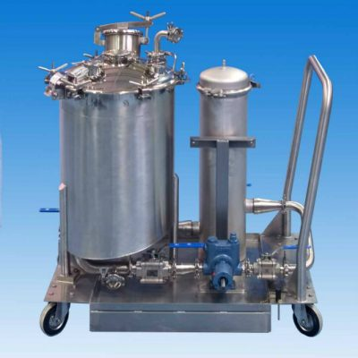 Filter Pump Recirculation Unit