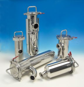 Range of Axium Process Stainless Filters