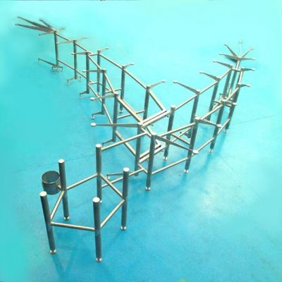 Stainless Steel Frame For Glass Table