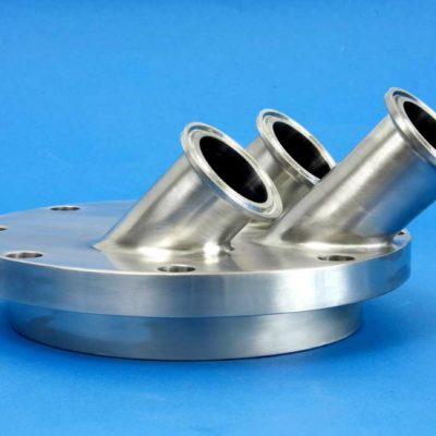 High Pressure Flange Fabrication