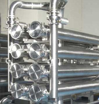 Membrane Filtration Stainless Steel Housings