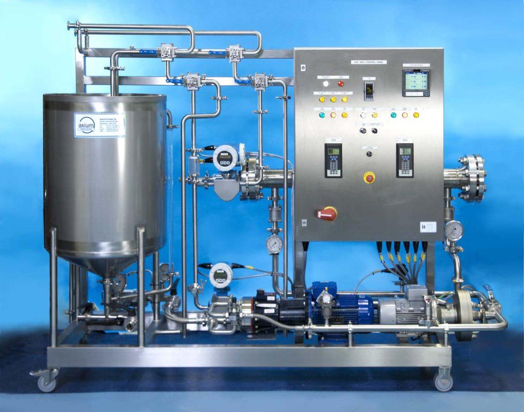 Axium Process maintain a comprehensive range of pilot plants