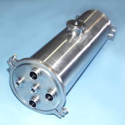 Stainless Steel Pressure Vessel Manufacturer