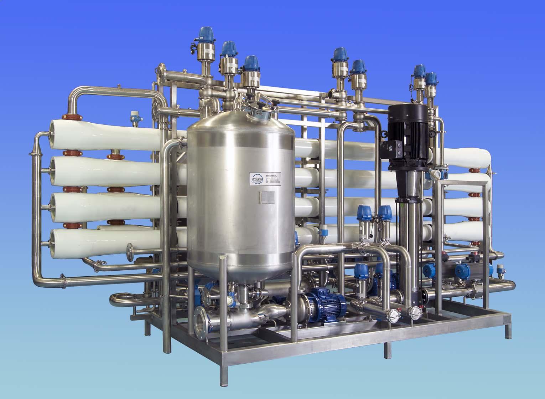 Membrane Filtration System Design