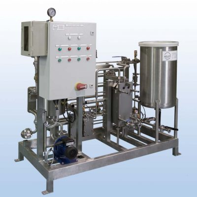 Stainless Steel Pasteuriser