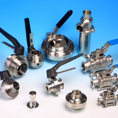 Stainless Steel Valves Supplier