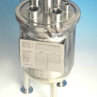 Stainless Steel Vessel Manufacturer