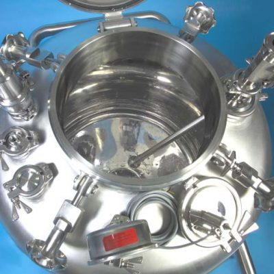 Stainless Steel Vessel Manufacture