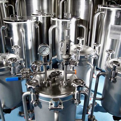 Stainless Steel Vessels For The Pharmaceutical Industry