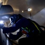 Confined Space Welding -Tanks