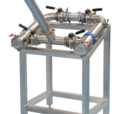 Duplex Filtration System