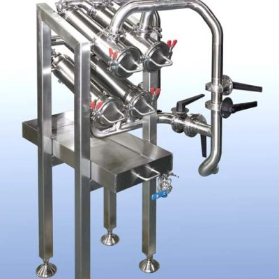 Multiplex Filtration Systems for Pharmaceutical Application