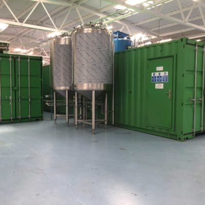 Containerised Membrane System