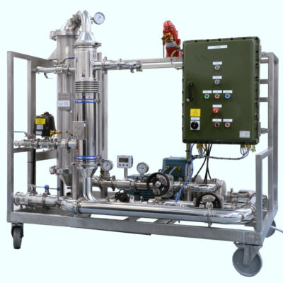 Membrane Filtration Pilot Plants