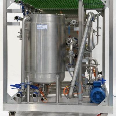 Axiums MF Pilot Plant