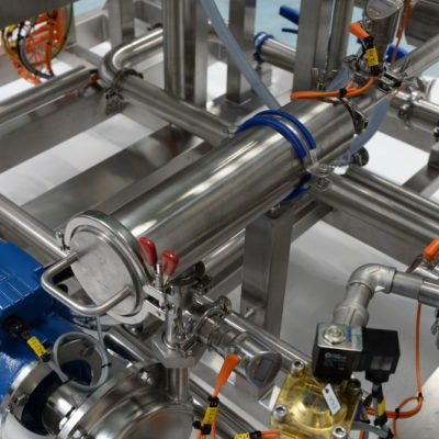 Custom-built  Stainless Steel Filters