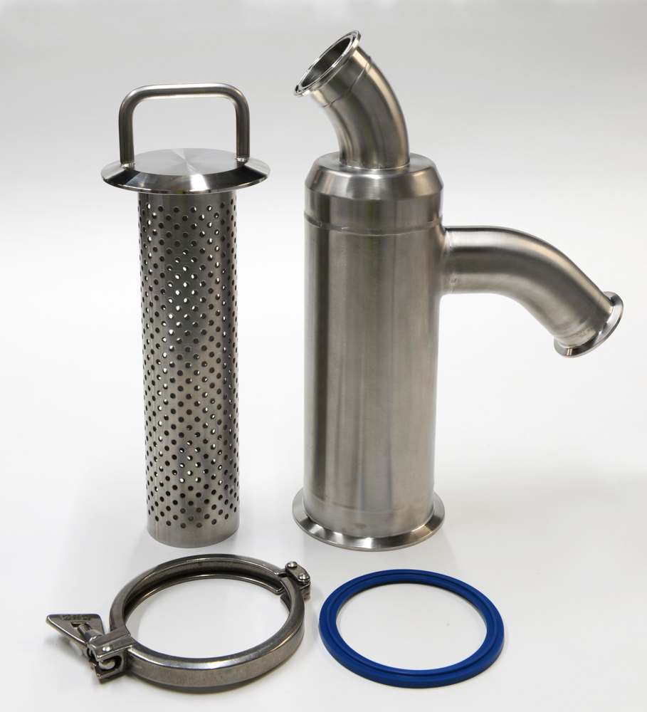 Perforated Filter Range