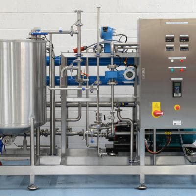 Reverse Osmosis Pilot Plant