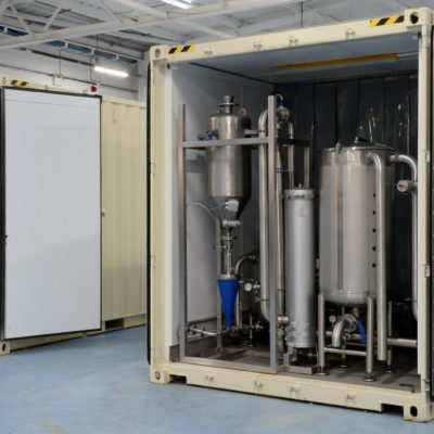 Compact Containerised systems