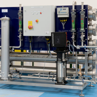 "New Packaged High-Quality Water System is ""Good to Go"""