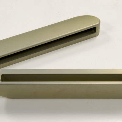 Machined Aluminium Tablet Holders